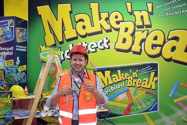 Foto von der Spiel '16: Make'n'Break Architect