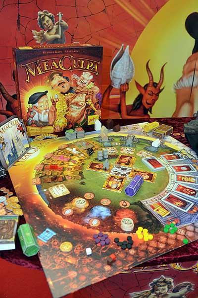 Foto von der Spiel '16: Mea Culpa