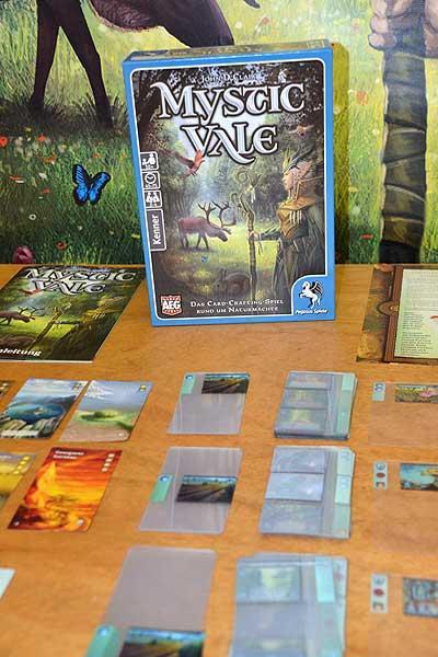 Foto von der Spiel '16: Mystic Vale