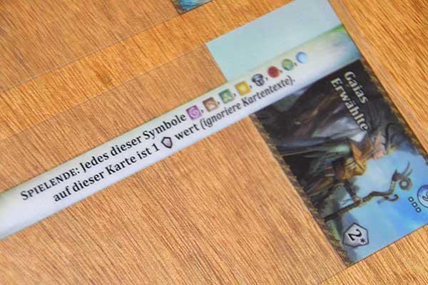 Foto von der Spiel '16: Mystic Vale Wertungskarte