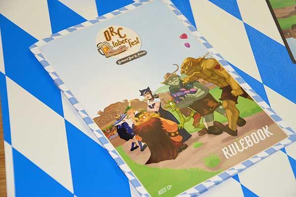 Foto von der Spiel '16: Octoberfest Detail