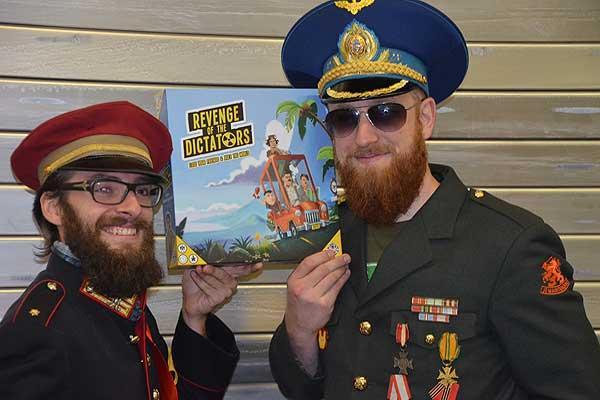 Foto von der Spiel '16: Revenge Of The Dictators - Präsentation