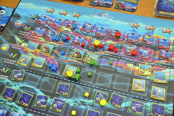 Foto von der Spiel '16: Scuba