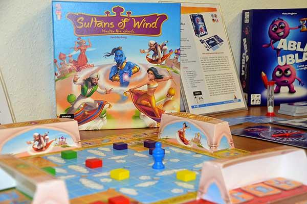 Foto von der Spiel '16: Sultans Of The Wind
