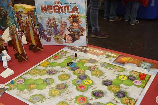 Foto von der Spiel '16: Via Nebula