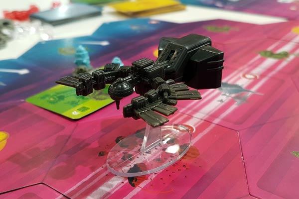 Foto von der Spiel '19: Black Angel