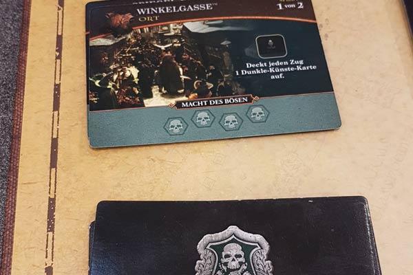Foto von der Spiel '19: Harry Potter - Kampf um Hogwarts - Spielkarten