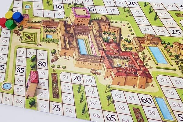 Foto von der Spiel '19: Alhambra - Revised Version - Zählleiste