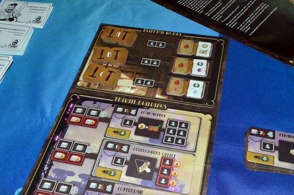 Foto von der Spiel '19: Barrag - Auslage