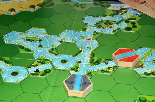 Foto von der Spiel '19: Canal Kings