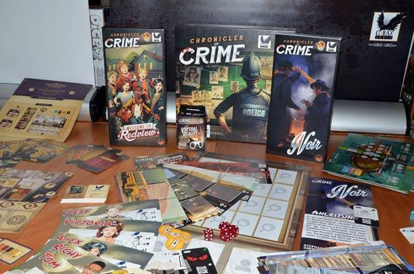 Foto von der Spiel '19: Chronicles Of Crime