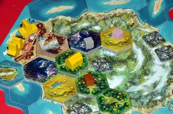Foto von der Spiel '19: Cooper Island