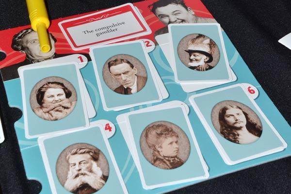 Foto von der Spiel '19: Faces