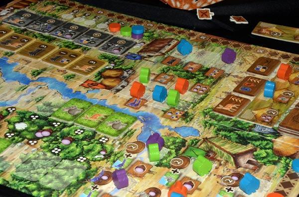 Foto von der Spiel '19: Kingdom Of Middag