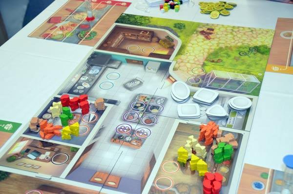 Foto von der Spiel '19: Kitchen Rush