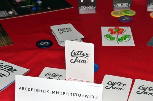 Foto von der Spiel '19: Letter Jam Details