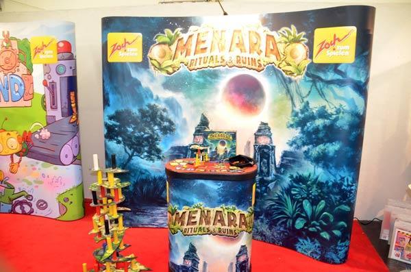 Foto von der Spiel '19: Menara - Rituals & Ruins