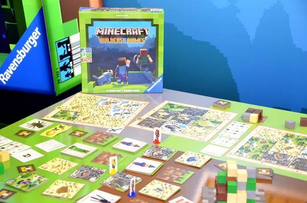 Foto von der Spiel '19: Minecraft