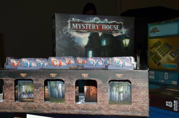 Foto von der Spiel '19: Mystery House - Packung