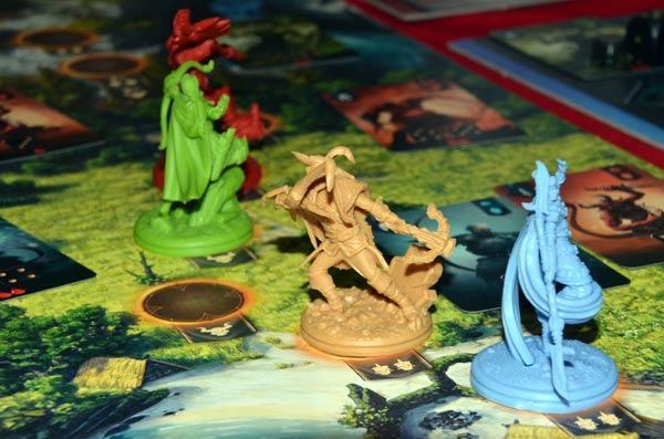 Foto von der Spiel '19: Sanctum - Figuren