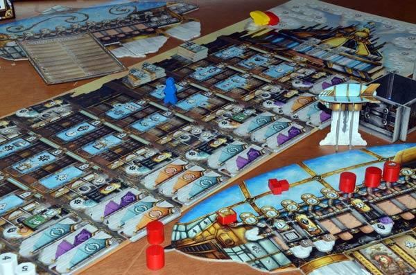 Foto von der Spiel '19: Steam-o-Polis