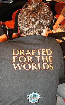 Magic The Gathering - T-Shirt der WM 2003