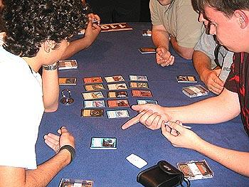 Drafting bei der Magic-WM 2003