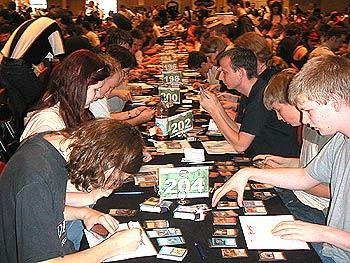 Magic The Gathering WM 2003 - Nebenturnier
