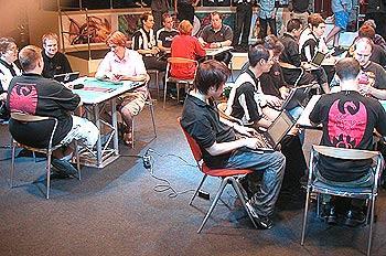 Magic The Gathering WM 2003 - Viertelfinale