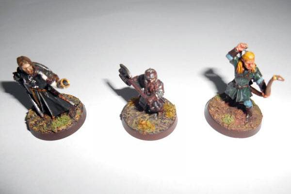 Bemalte Miniaturen 6
