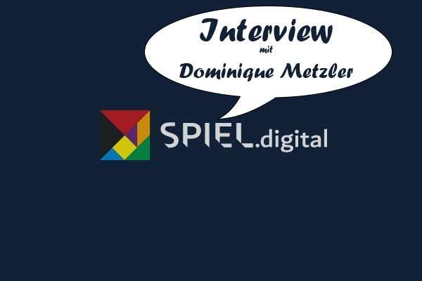 Dominique Metzler über die Spiel.digital 2020