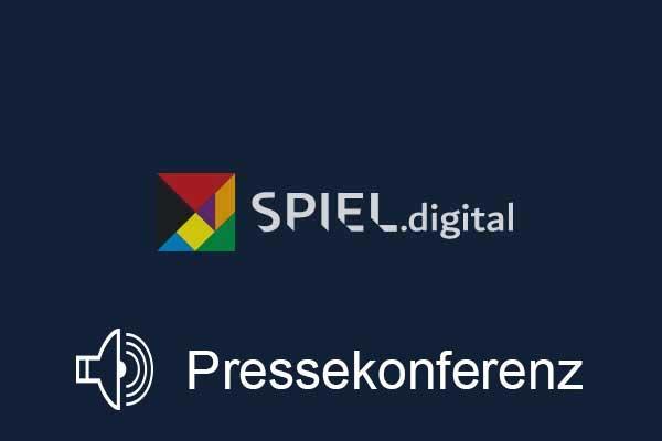 Pressekonferenz zur Spiel digital 2020