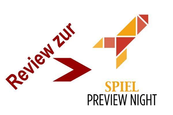 1. Spiel-Preview-Night auf der Spiel`19 in Essen