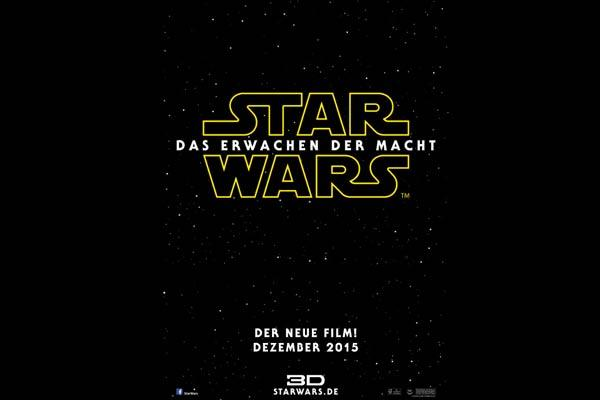 Star Wars Filmplakat - (c) by Disney