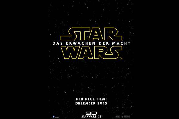 Star Wars Filmplakat - (c) by Disney