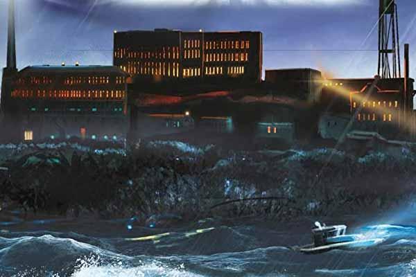 Break in: Alcatraz - Ausschnitt - Foto von Schmidt Spiele