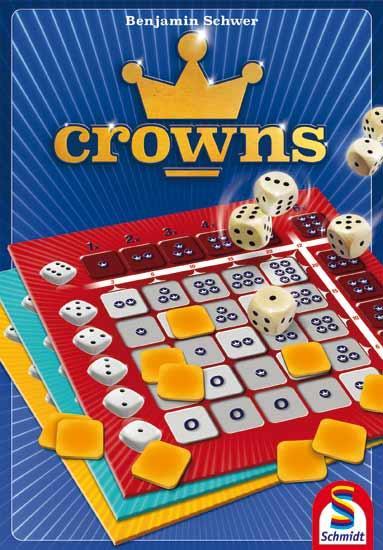 Gesellschaftsspiel Crowns - Foto von Schmidt Spiele