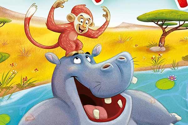 Hipp Hopp Hippo - Ausschnitt - Foto von Schmidt Spiele