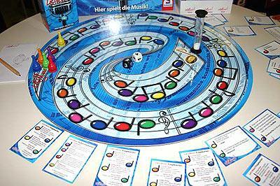 Partyspiel Let's Music - Foto von Reich der Spiele