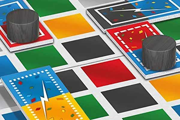 Ligretto - Das Brettspiel - Ausschnitt - Foto von Schmidt Spiele