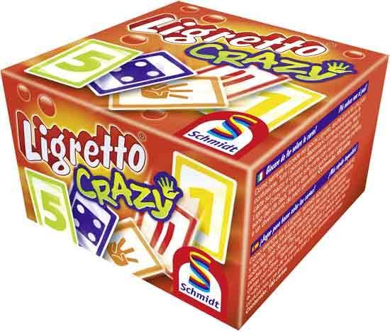 Kartenspiel Ligretto Crazy - Foto von Schmidt Spiele