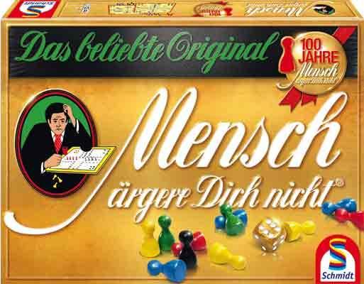 100 Jahre Mensch ärgere Dich nicht - Foto von Schmidt Spiele