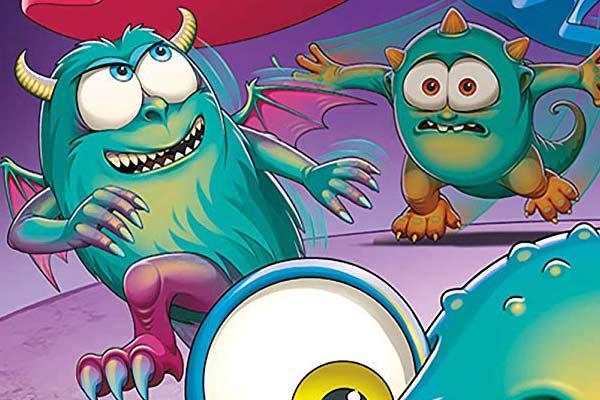 Monsterjäger - Ausschnitt - Foto von Schmidt Spiele