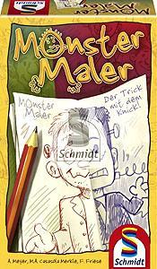 Monstermaler - Foto von Schmidt Spiele