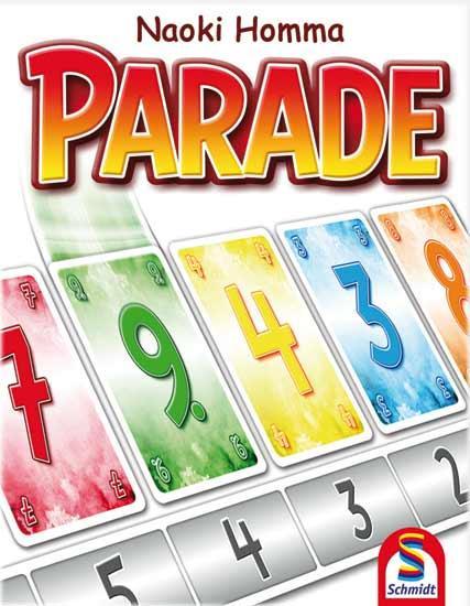 Kartenspiel Parade - Foto von Schmidt Spiele