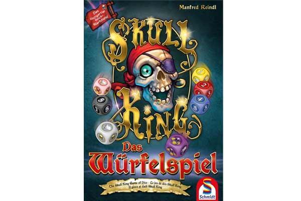 Skull King - Das Würfelspiel - Foto von Schmidt Spiele