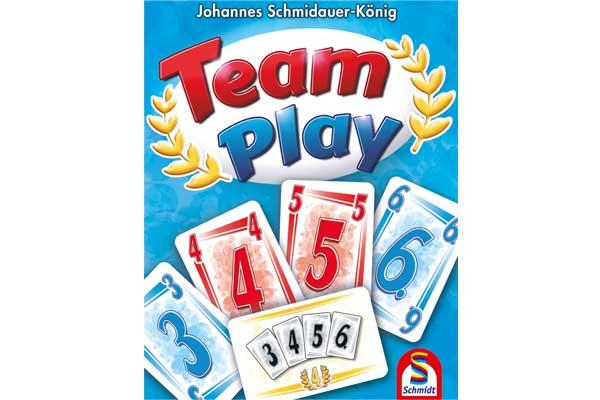 Schachtel von Teamplay - Foto von Schmidt Spiele
