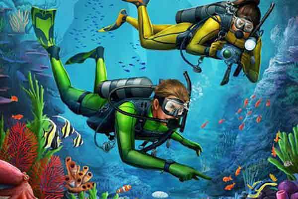 Mini Diver City - Ausschnitt - Foto von Sphere Games