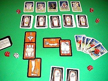 Kartenspiel Die Monstermacher - Foto von Reich der Spiele