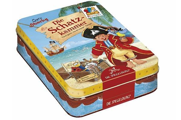 Capt'n Sharky: Die Schatzkammer - Foto Die Spiegelburg